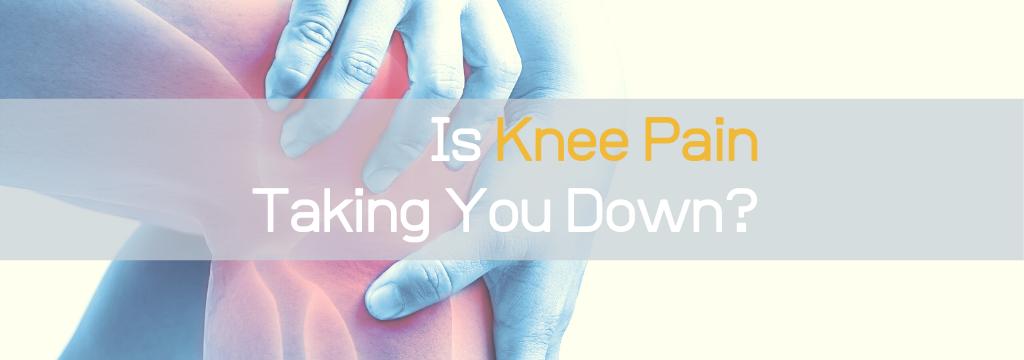 knee pain rolfing helps